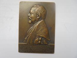 LEON FREDERICQ-1921-par GEORGES PETIT 56 Grammes - Professionals / Firms