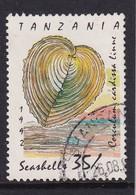 Tanzania 1992, Seashell, Minr 1251, Really Used - Tanzania (1964-...)