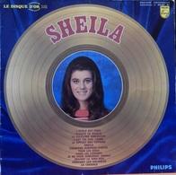 """Sheila 33t. LP ITALIE """"le Disque D'or"""" L'école Est Finie - Autres - Musique Française"""