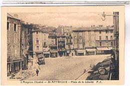 12..  SAINT AFFRIQUE PLACE DE LA LIBERTE  .AV65 - Saint Affrique