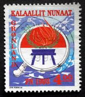 Greenland   1993    Minr.230   ( Lot B 1963 ) - Usados