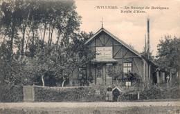 59 WILLEMS La Source De Robigeux Route D'Hem - Other Municipalities