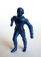 "TRES RARE FIGURINE ""PUBLICITAIRE"" Monochrome EXTRA-TERRESTRE 3 Bleu Marque REX (2) Appareil Dorsal Différent - Figurines"