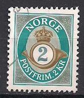 Norwegen  (2001)  Mi.Nr.  1381  Gest. / Used  (4aa43) - Norwegen