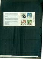 FINLANDE NORDIA 93 1 CARNET DE 4 TIMBRES  NEUF A PARTIR DE 0.60 EUROS - Carnets