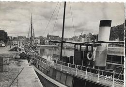 VANNES Le Port  Ed. Yvon I B 3542, Envoi 1954 - Vannes