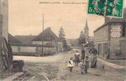 10 BERCENAY EN OTHE Route De Maraye En Othe - Other Municipalities