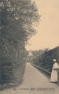 CPA - Belgique - Averbode - Abbaye - Allée Dans Le Jardin - Scherpenheuvel-Zichem
