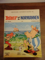Bd - Astérix Und Die Normannen - 1971 - N°9 - En Allemand - Asterix