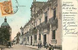 GUADALAJARA - Palacio Del Gobierno. - Mexique