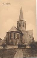 CPA - Belgique - Houtave - Kerk - Zuienkerke