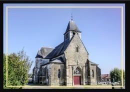 08  VRIZY    ... Eglise - France