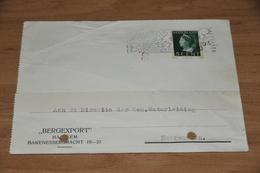 52-     BEDRIJFSKAART, BERGEXPORT - HAARLRM - 1940 - Kaarten