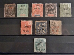 CHINE LIQUIDATION COLLECTION AINSI QUE JAPON INDOCHINE/LETTRES - Chine