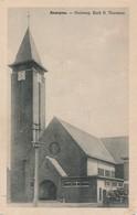 CPA - Belgique - Anzegem - Heirweg - Kerk - Anzegem
