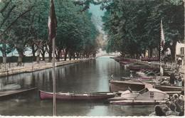 74 - ANNECY - Le Canal Et Le Pont Des Amours - Annecy