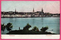 Nijmegen - Panorama - Edit. SCHAEFERS Kunst Chromo - Colorisée - Nijmegen