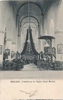 CPA - Belgique - Roeselare - Roulers - L'intérieur De L'Eglise Saint-Michel - Roeselare