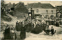 Spézet - Procession De N-D Du Crann - France