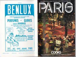 Paris Cooks 1971   (70 Pages   Fmt B 5) - Culture