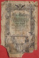1 Gulden 1866 (WPM A150) - Oesterreich