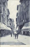 ITALIE - VERONA - Via Nuova - Ed. A. Zannoni - Verona