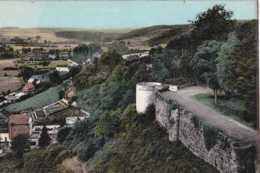 Beaumont - Le Parc - Terrasse Intérieure - Circulé - BE - A - Beaumont