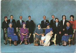 The Royal Family At The Christening Of Prince Henry Of Wales - Royal Families