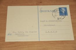 44-     BRIEFKAART, GEBR. DE BLAAUW, SMEDERIJ, BAKHUIZEN - 1952 - Kaarten