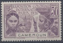 France, Cameroun : N° 150 X Neuf Avec Trace De Charnière Année 1931 - Cameroun (1915-1959)