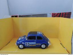 CARARAMA FIAT 500 CLUB TRIESTE 1/43 NUOVO IN BOX - Cararama (Oliex)