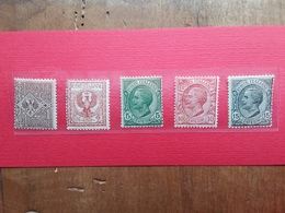 REGNO - Posta Ordinaria Nuovi ** + Spese Postali - 1900-44 Victor Emmanuel III