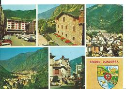 ***  ANDORRE LA VIEILLE    (   ANDORRE  )    LES ESCALDES - Andorra