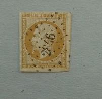 LOSANGE PETITS CHIFFRES 2648 DE ST SAVINES Ind 14 - 1853-1860 Napoleon III