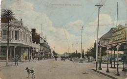 1912 Card To UK  Commisioner St Boksburg 1d SG 245 Transvaal Pretoria CDS - South Africa
