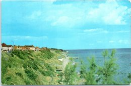 The Cliffs Looking East, Holland-on-Sea, Essex - England