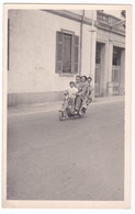 MOTOCICLETTA - SCOOTER LAMBRETTA (?) - FOTO ORIGINALE - Automobiles