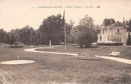 PIE.T-19-2909 :ANDERNOS. VILLA IGNOLA. - Andernos-les-Bains