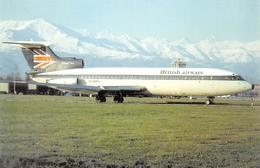 Avion - British Airways - Trident 2 E - Photo Jean-René Pauchet - Collection Vilain N'G-211 - 1946-....: Ere Moderne
