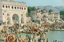 INDIA-PUSHKAR GHAT - India