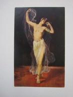 Art Nudes Dancer Eastern Charms - Gemälde