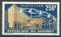 Dahomey - 1963 Heads Of State Meeting MH *   SG 191  Sc C18 - Benin - Dahomey (1960-...)
