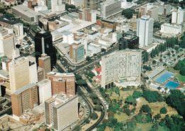 1 AK Zimbabwe * Blick Auf Harare - Die Hauptstadt Von Simbabwe - Luftbildansicht * - Simbabwe