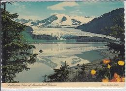ALASKA  MENDENHALL GLACIER  REFLECTION VIEW  NEAR JUNEAU - Used - Juneau