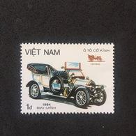 VIETNAM. MNH. D0203B - Voitures