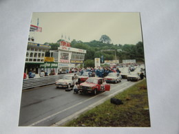 Photo   9,5x9,5   TALBOT  SAMBA  RALLYE   CHARADE  83 - Auto's