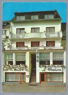 DE.- HOTEL CASPER. Bad Salzig / Rhein. HOTEL KASPER - KLAÜSE. Ongelopen. - Hotel's & Restaurants