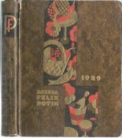 Agenda Felix Potin 1929 - Calendriers