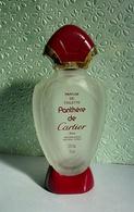"""Flacon Vaporisateur  """"PANTHERE  """" De CARTIERE Parfum De Toilette 75 Ml  VIDE/EMPTY - Flacons (vides)"""