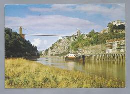 UK.- BRISTOL. Clifton Suspension Bridge, Brisol, Avon. 1986 - Bristol